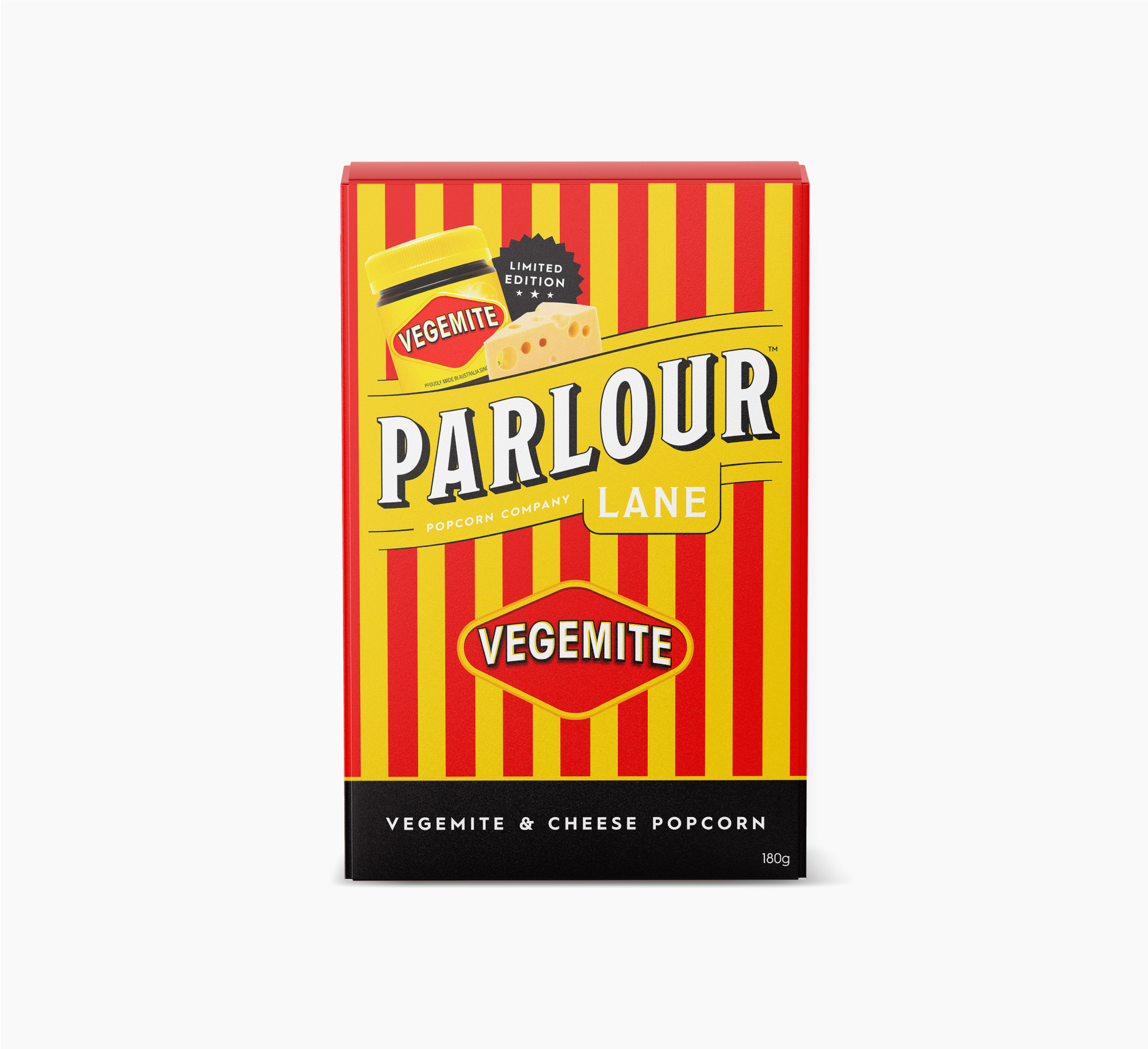 Parlour Lane Vegemite Package Design 2