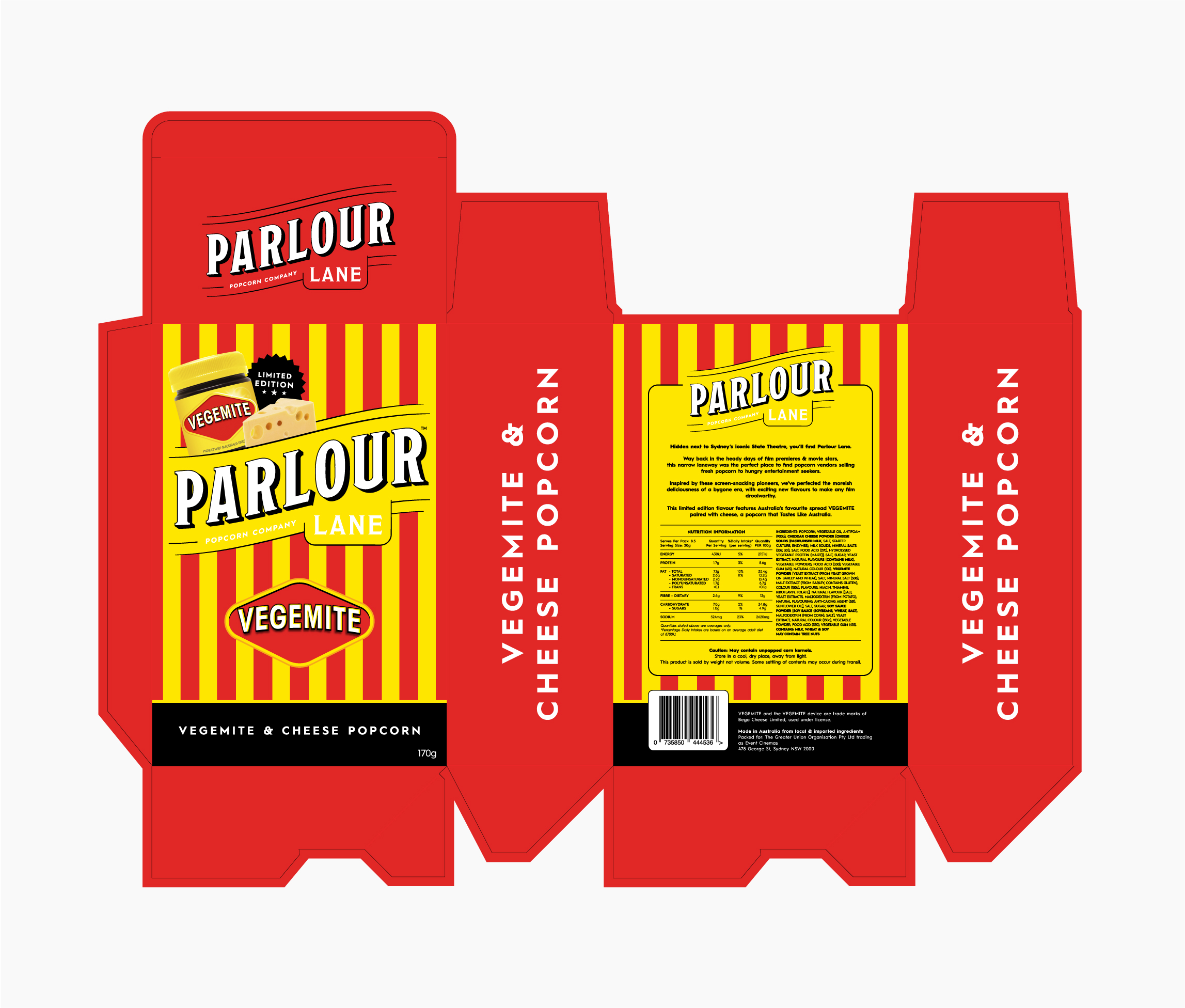 Parlour Lane Vegemite Package Design 4